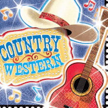 Country And Western Logo